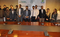 Signing of Implementation Agreement with Master Green Energy Limited