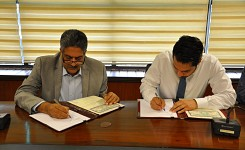 Signing of Implementation Agreement & Guarantee Direct Agreement with Master Green Energy Ltd