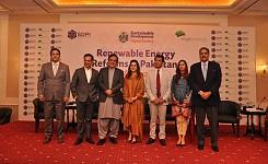 SDPI's Twenty Second Sustainable Development Conference-Renewable Energy Reforms in Pakistan: An App