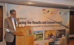 Result Based Financing (RBF) for Off-grid Electrification in Pakistan - Workshop on Sharing Results