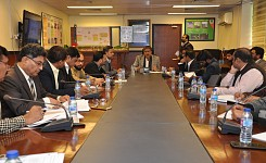3rd Progress Review Meeting on Net Metering