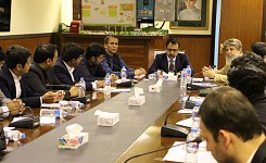 The Minister Incharge for Power Chaired a meeting with the provisionally certified installers of AED