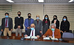 Signing of (IA) With Zhenfa Pakistan New Energy Company (Pvt) Ltd