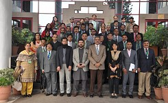 STUDY VISIT OF THE PARTICIPANTS OF 18TH PPG (PUBLIC POLICY AND GOVERNANCE) COURSE FOR PROMOTION OF O